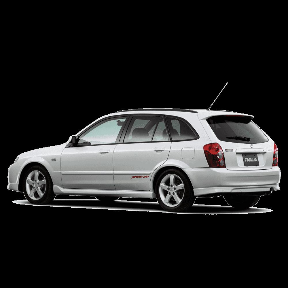 Выкуп Mazda Familia